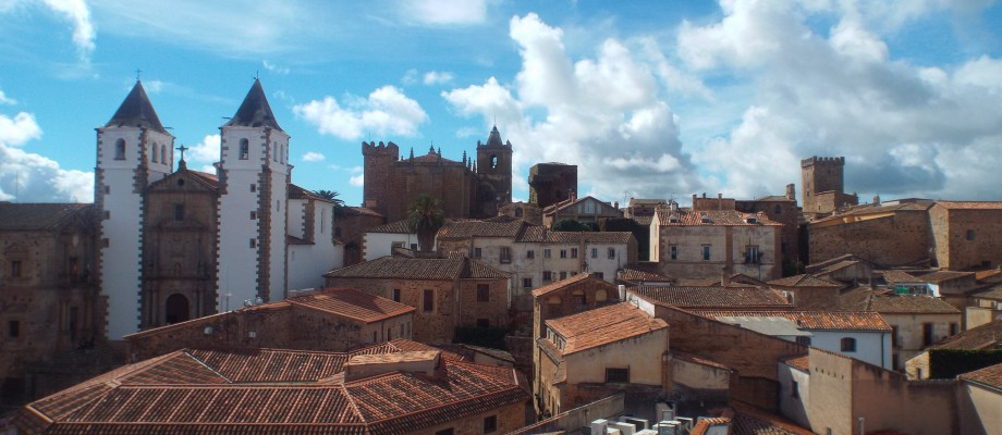 Cáceres' city centre, a UNESCO site in Spain's Food Capital (itinerary)