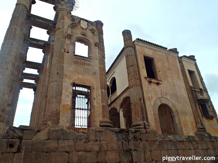 Templo de Diana, Mérida