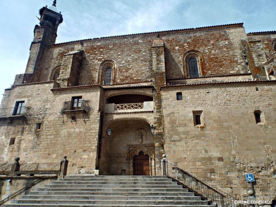 San Martin church, Trujillo, Spain