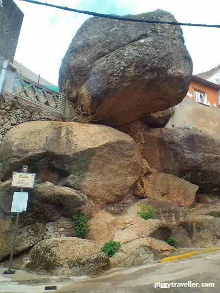 piedra del berrocal