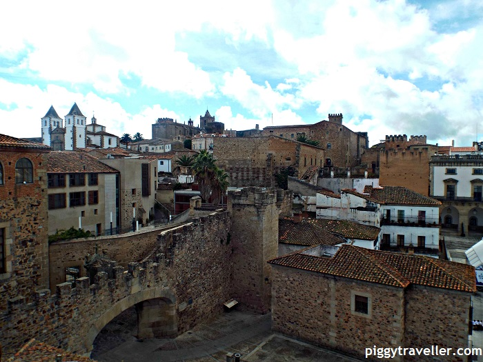 caceres views centre