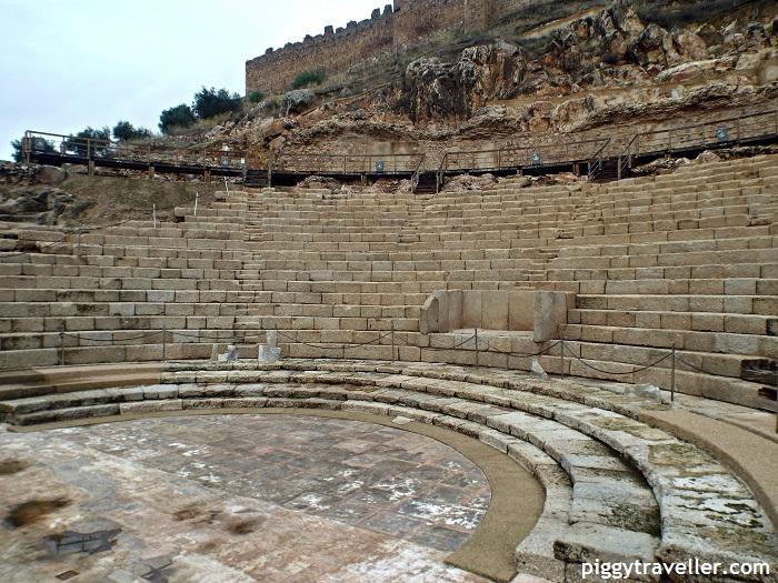 Roman Theatre in Medellin