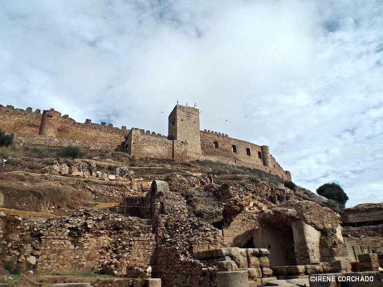 Medellin, Spain - Arab castle
