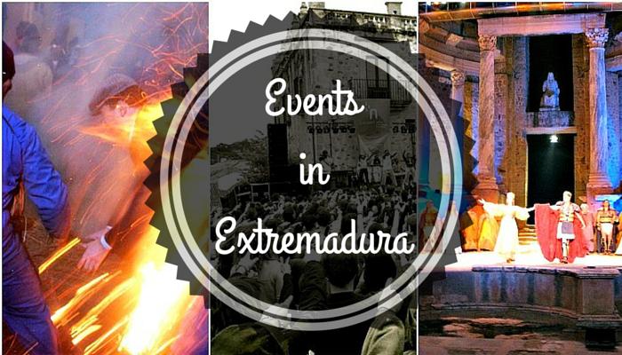Extremadura events