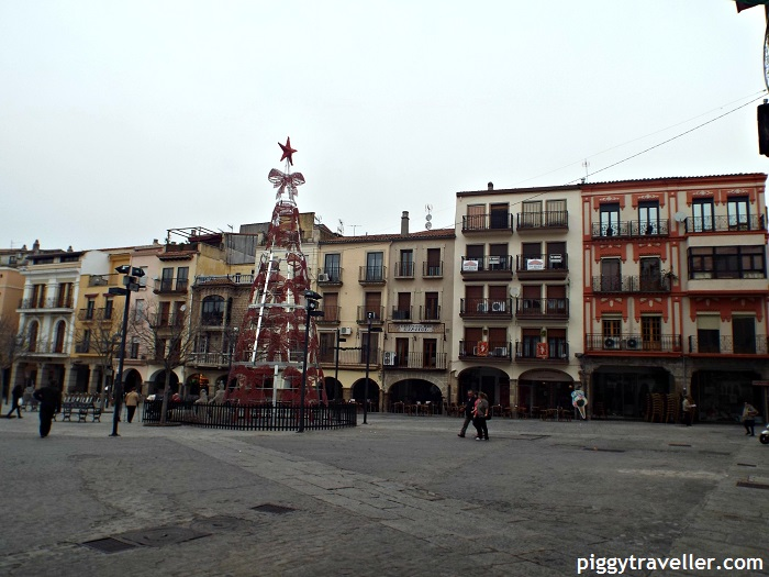 Plasencia main square
