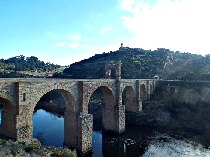 Roman bridge, Alcantara