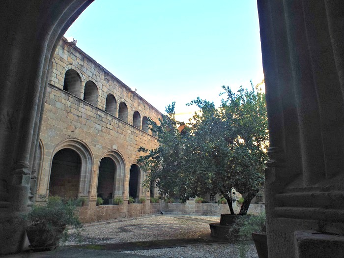 San Benito convent, Alcantara