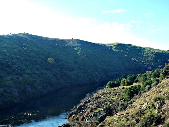 views from the bridge, Alcantara