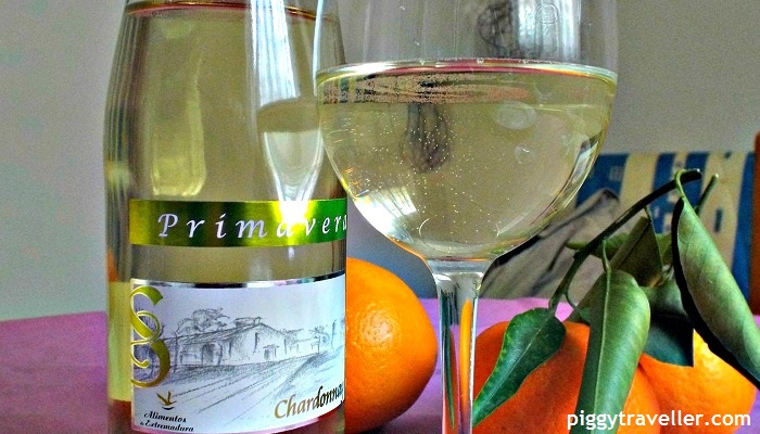 White wine Primavera Blanco