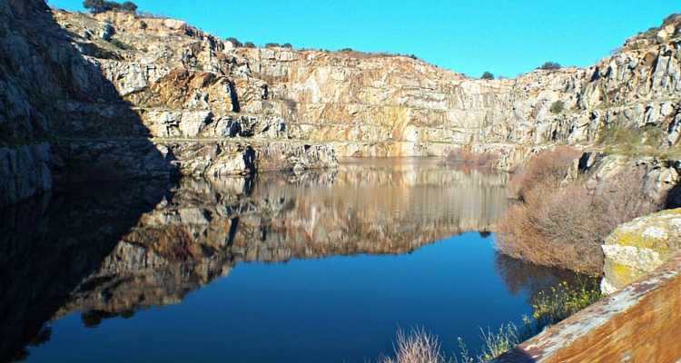 Have you ever been swimming in a quarry?