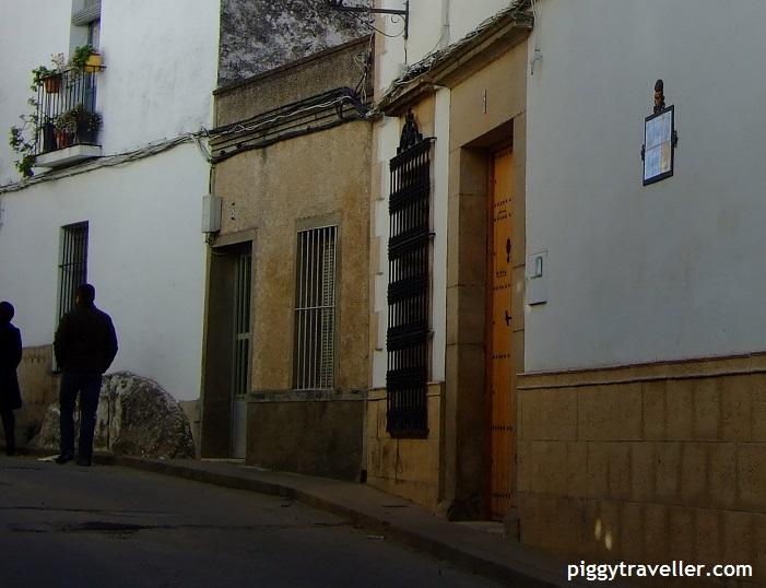 Street in Alburquerque