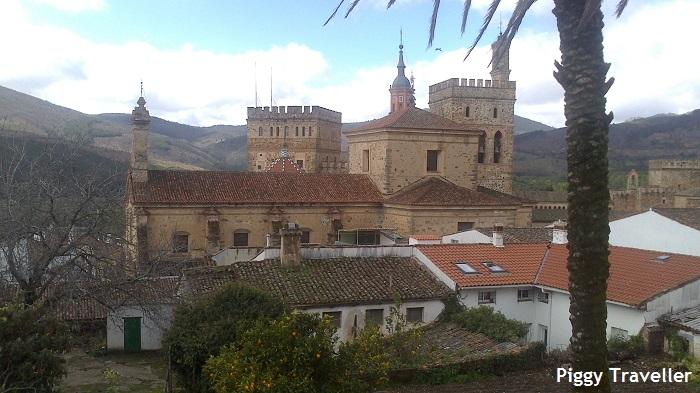 Guadalupe monastery, Extremadura
