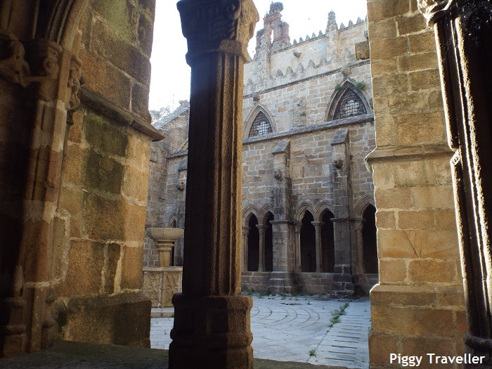 Plasencia cathedrals