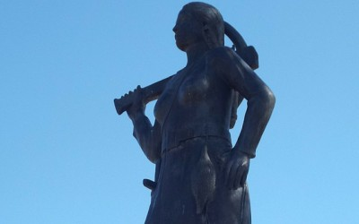 Isabel, the avenging mountain-dweller