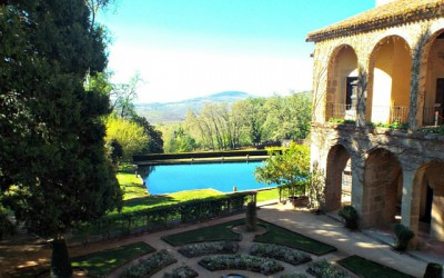 The Yuste Monastery and the last trip of Emperor Charles V