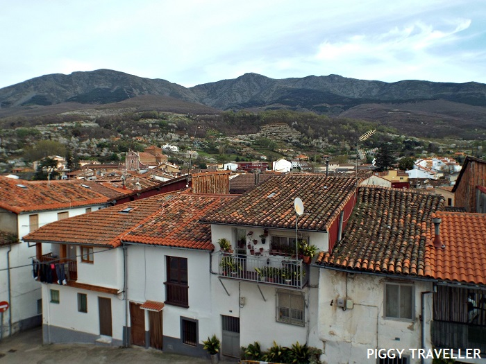 Hervas - views from the church