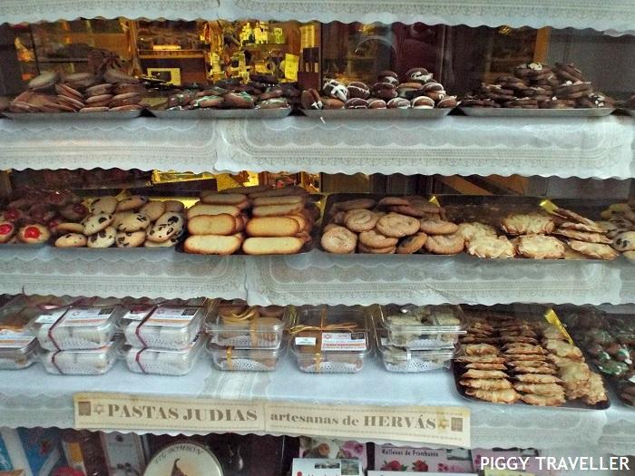 Jewish biscuits - Hervas