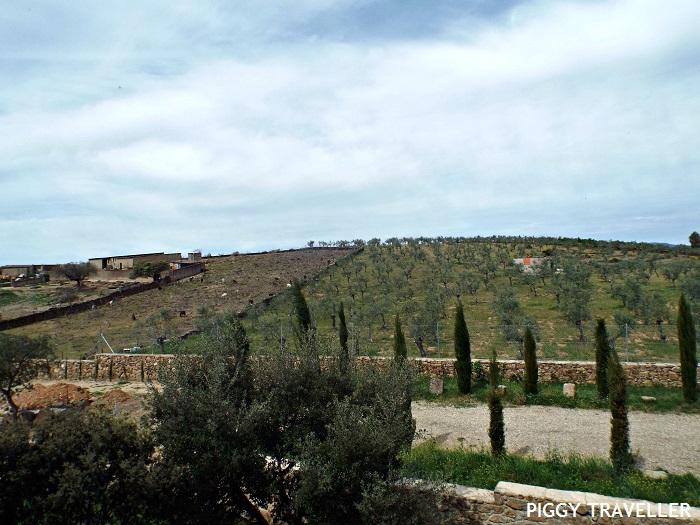 Villa Cardadorum, Ahigal.