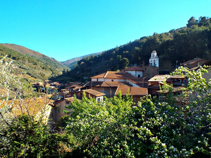 Robledillo de Gata, Extremadura