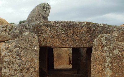 Mérida day trip: the Lácara dolmen