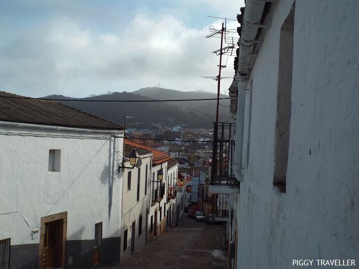 Calle Castillo, Montánchez