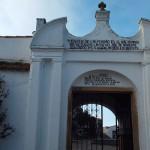 Visit Spain's best cemetery in Montánchez, Extremadura