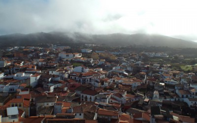 A castle, a cemetery and 'jamón': visiting Montánchez, in Extremadura