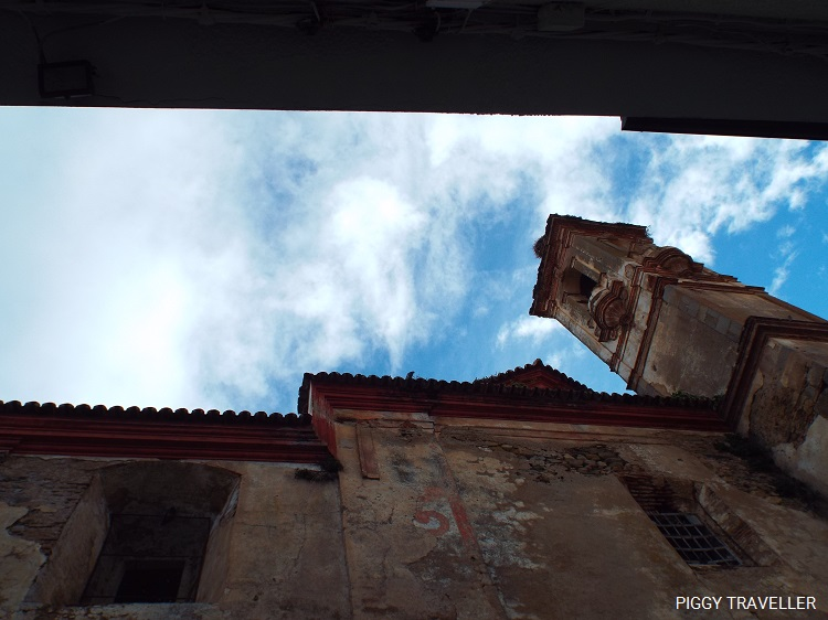 Iglesia de San Ildefonso de la Compania de Jesus