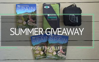 Summer comes with a giveaway!
