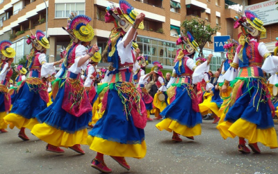What to do in Extremadura: Badajoz Carnival