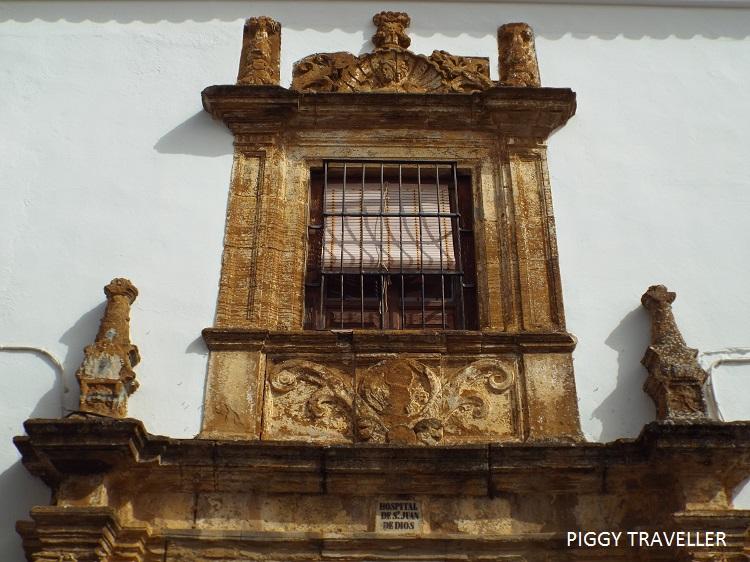 Hospital San Juan de Dios, Llerena