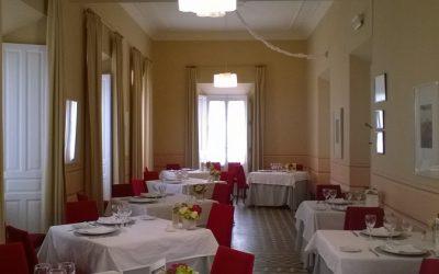 Restaurants in Llerena: Hospedería Mirador de Llerena
