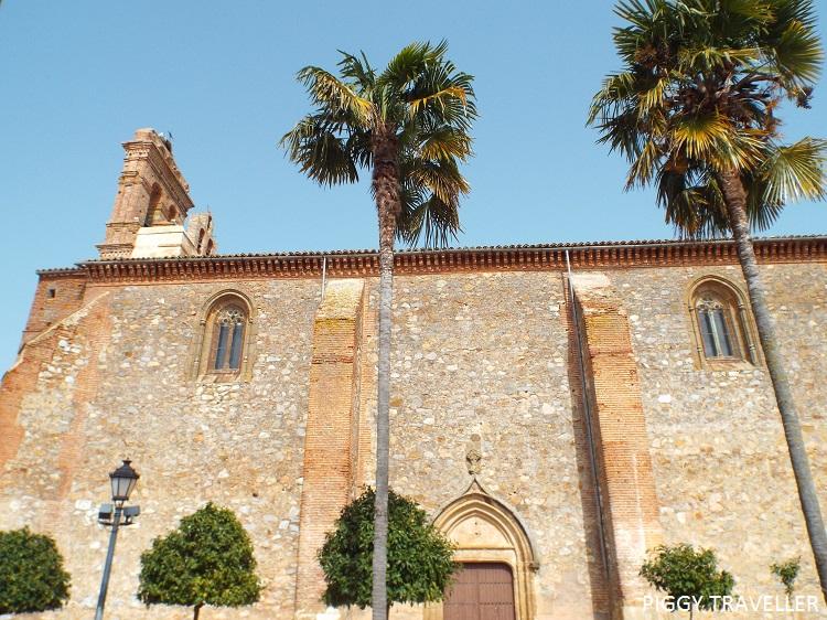 Iglesia de Santiago, Llerena