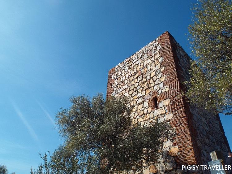 Monfrague castle, Extremadura