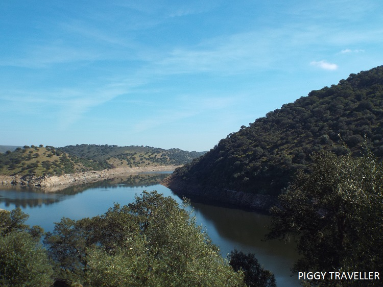 River Tagus - Monfrague National Park, Extremadura