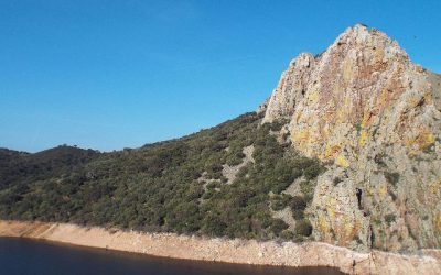 Birdwatching and walking in Extremadura: Monfragüe National Park
