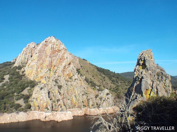 Salto del Gitano rock face - Monfrague National Park, Extremadura