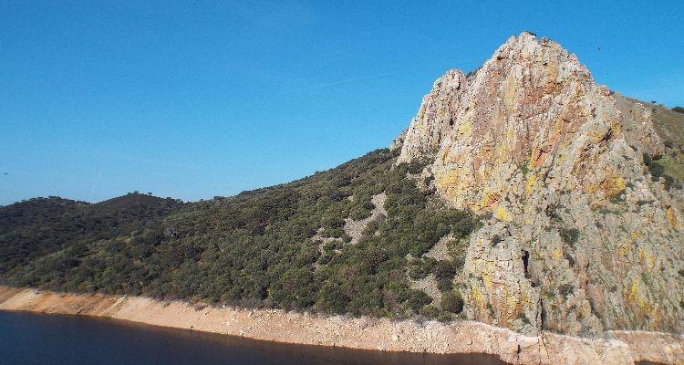 Birdwatching and walking in Extremadura: Monfragüe National Park