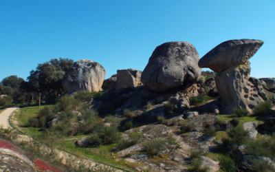 Spain's Game of Thrones locations: Los Barruecos Natural Park