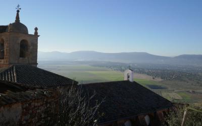 Extremadura castles: Benquerencia de la Serena