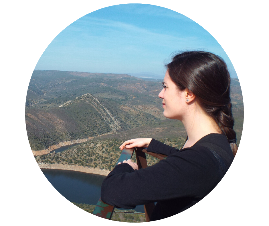 Extremadura blogger Irene Corchado Resmella