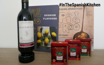 Piggy Traveller celebrates its fourth birthday #InTheSpanishKitchen
