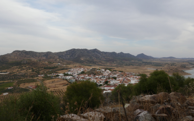 Summer views from Alange castle