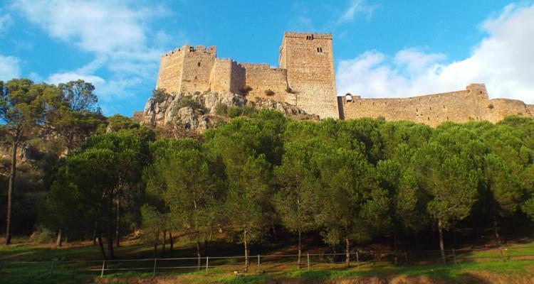 What to see in Alburquerque: Castillo de Luna