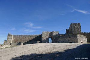 Arab castle, Trujillo, Spain