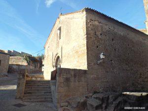 Santiago Church, Trujillo, Spain