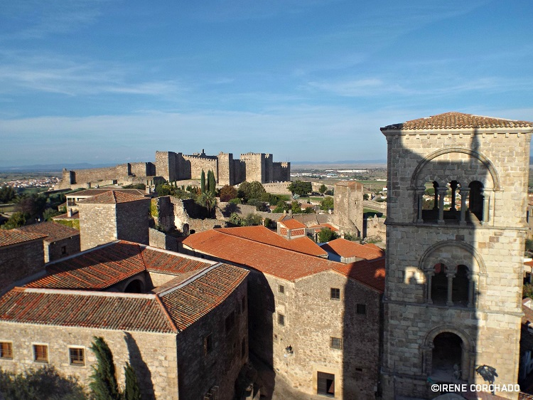 Views from santa maria la mayor church, Trujillo, Spain_6