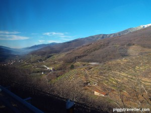 Jerte valley
