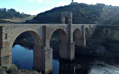 Alcántara, more than a bridge