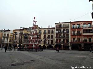 Plasencia main square